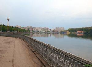 Тернополь озеро