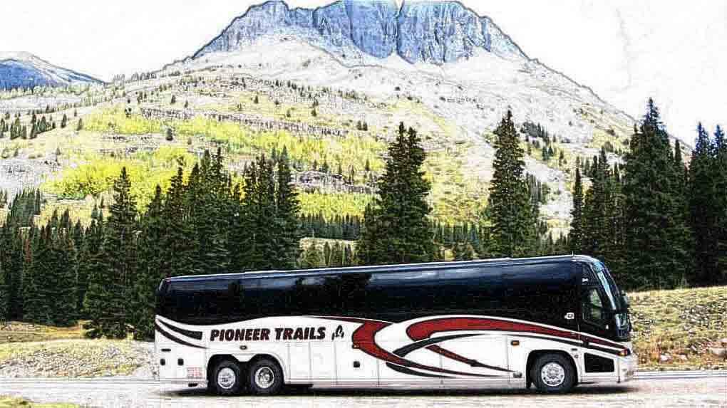 Автобус для детских экскурсий