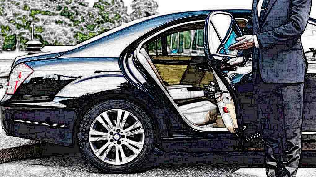 Авто с водителем