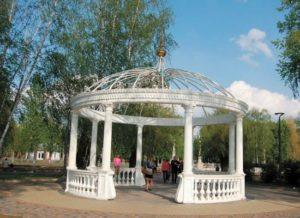 Тернополь парк Шевченко