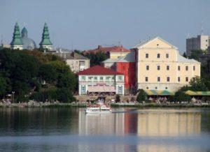 Тернополь замок