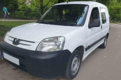 Замовити таксі Peugeot Partner