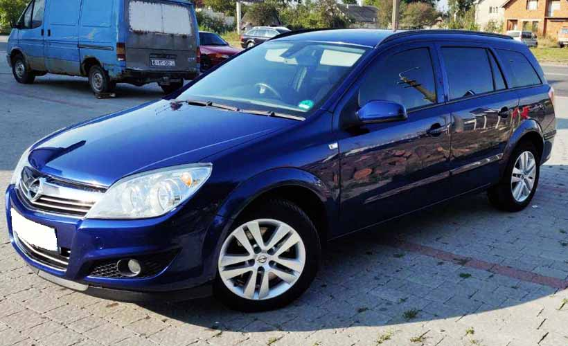 таксі міжміське Opel Astra-Combi